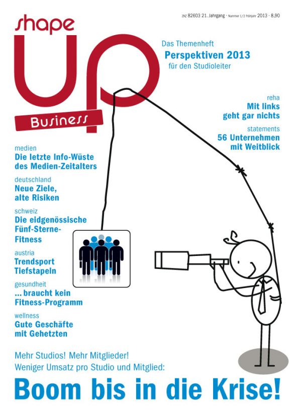 Die aktuelle shape up business