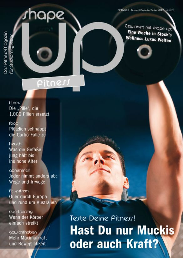 Die aktuelle schape up fitness
