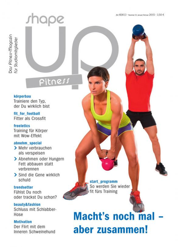 shape up fitness 01/15