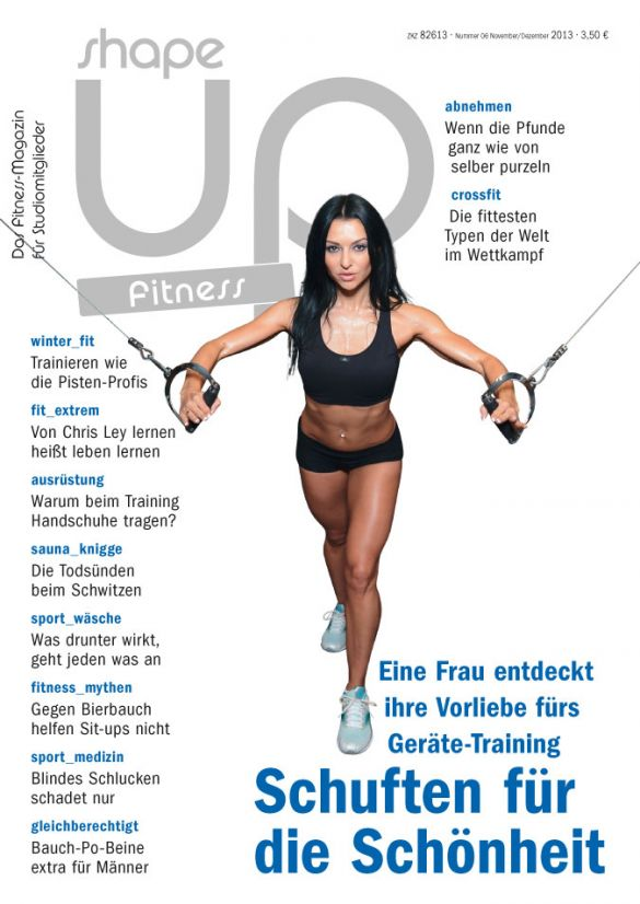 Die aktuelle shape up fitness