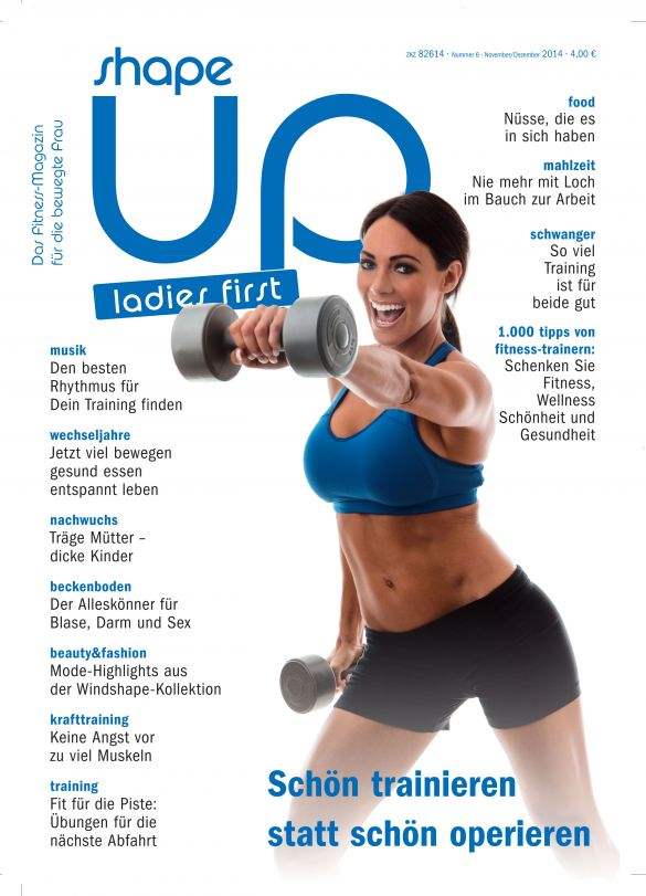 shape up ladies first 06/14