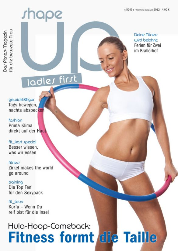 shape up ladies first 01/12